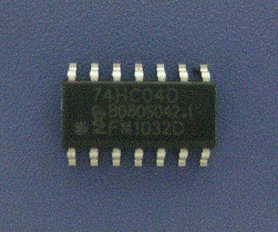 74HC04D NXP