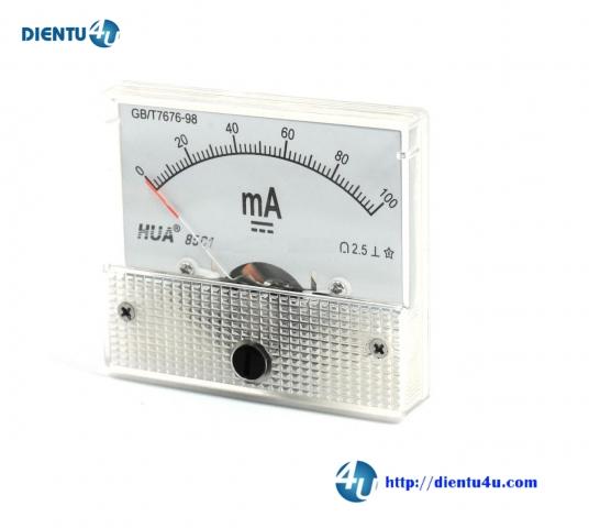 Ampe kế DC 85C1 100mA