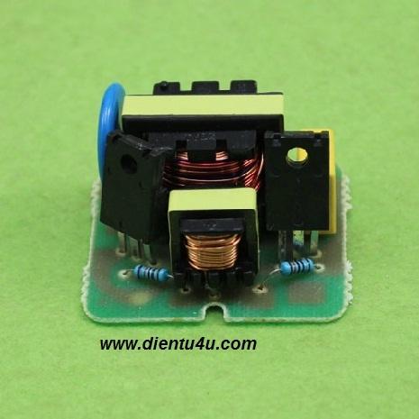 Mạch Inverter DC AC 12V 220V 26W