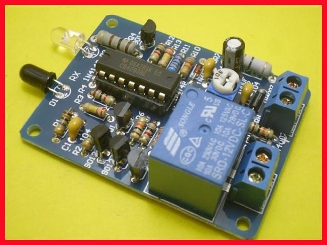 Module cảm biến vật cản điều khiển relay
