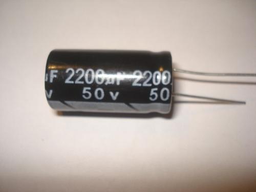 Tụ 2200uF 50V