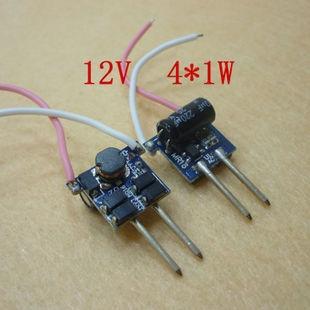 Mạch điều khiển 4 LED 1W MR16/12V