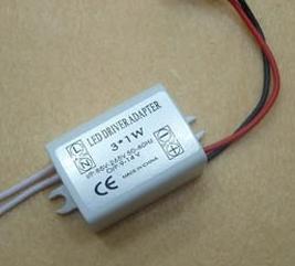 Mạch điều khiển 3 LED 1W + Hộp