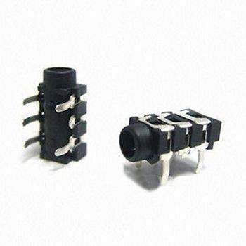 Jack audio PJ313 3.5MM 5P DIP