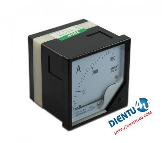 Ampe kế AC 6L2-A 10A