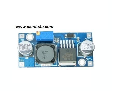 Module nguồn step up XL6009 4A