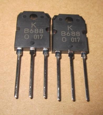 B688 PNP TO-247 (Tách máy)