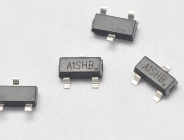 SI2301 A1SHB SOT-23 2.3A / 20V