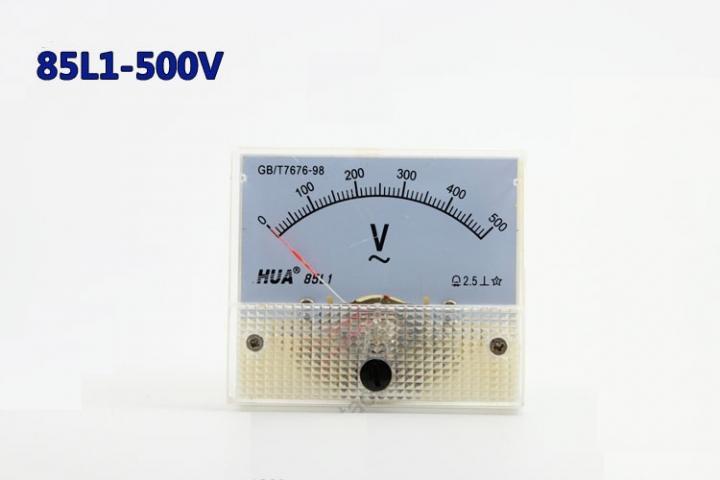 Vôn kế AC 85L1 500V