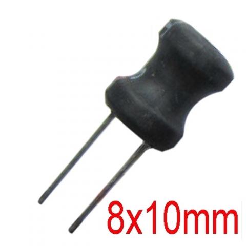 Cuộn cảm 3A 220uH 8*10mm