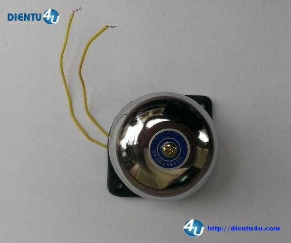 Chuông UC4-55 220V 10A