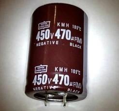 Tụ 470uF 400V