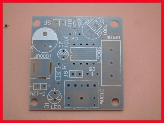 PCB LM386 Module