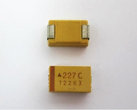 Tụ Tantalum 220uF 16V 227C D7343