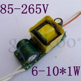 Mạch điều khiển 6-10 LED 1W
