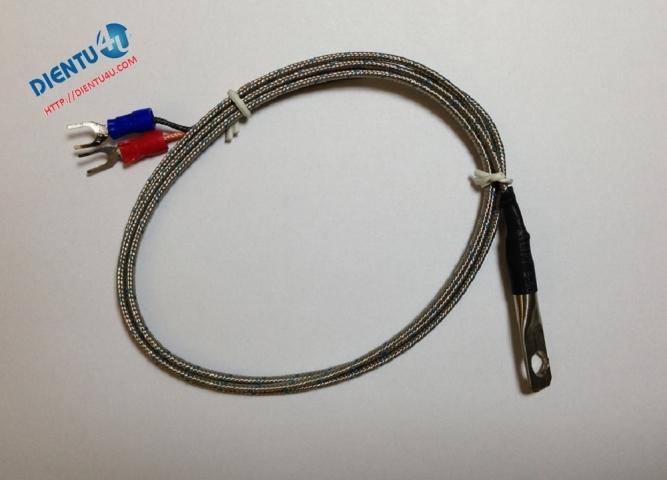 Đầu dò nhiệt SMD loại K-WRNT-04 2 dây