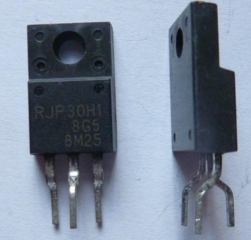 RJP30H1 TO220 (Tách máy)