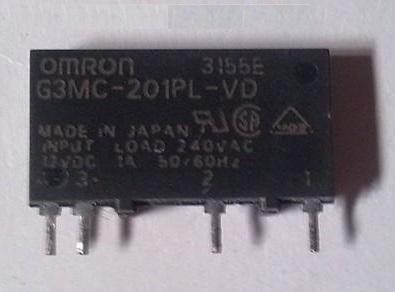 G3MC-201PL-VD 12VDC